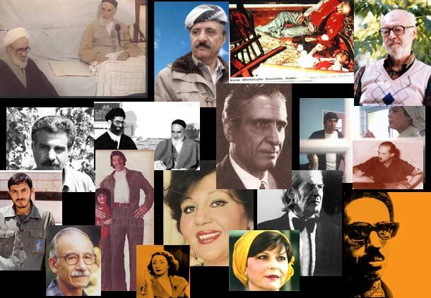 رویدادهای مهم سال ۱۳۶۸ /عزل منتظری، مرگ خمینی، رهبری خامنه ای، ترور قاسملو، خودکشی نعلبندیان و …