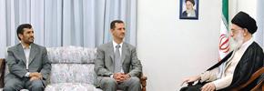 جدایی جمهوری اسلامی از سوریه!/شهباز نخعی