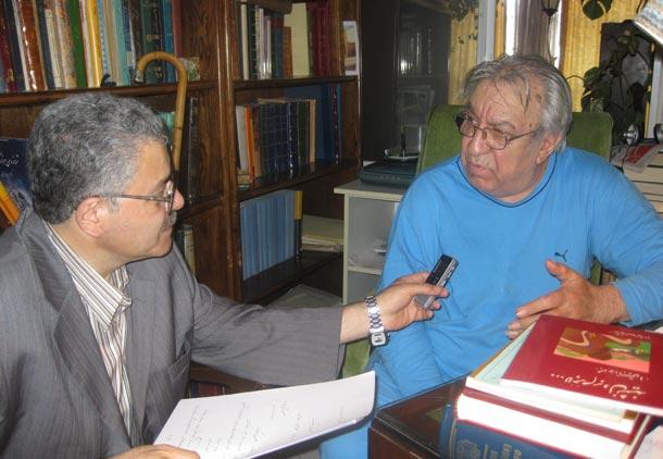 در فقدان استاد دکتر پرویز رجبی/حسن گل محمدی