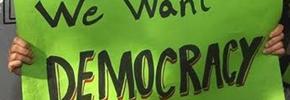 گُمبودگی دموکراسی در اندیشهی ما/عباس شکری