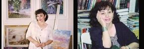 گفت وگوی شهروند با هنگامه افشار نقاش، نویسنده و مجری تلویزیون پارس/ فرح طاهری