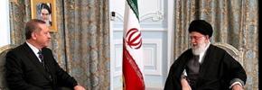 نخست وزیر ترکیه در تهران، اعلام حمایت ایران از سوریه