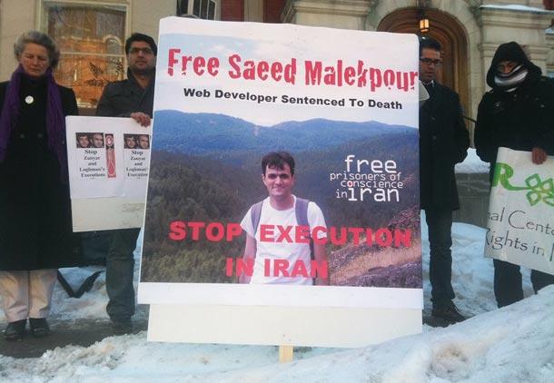 کمپینی علیه اعدامها در ایران/ سیما سحر زرهی