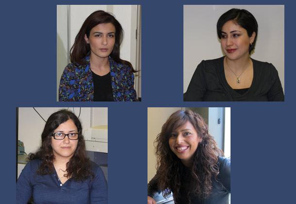 زنان جوان ایرانی ـ کانادایی چه می کنند؟