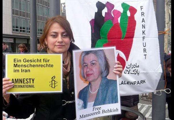 جعفر بهکیش: پیام حکم زندان منصوره این است که هر انتقادی هزینه سنگینی دارد