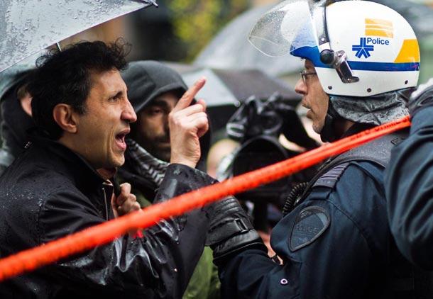 دستگیری و آزادی امیر خدیر، نماینده مجلس در کبک