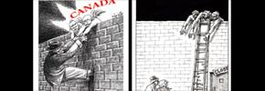 دولت کانادا به جای رژیم، مردم ایران را مجازات می کند!/حسن زرهی