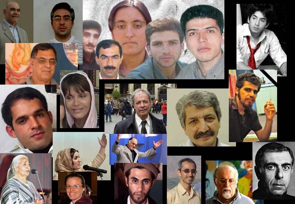 تظاهرات سالگرد ۲۵ بهمن به خون کشیده شد، اعدام ها ادامه دارد / رویدادهای مهم سال ۱۳۸۹