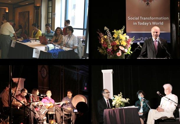 کنفرانس تحولات اجتماعی در دنیای امروز
