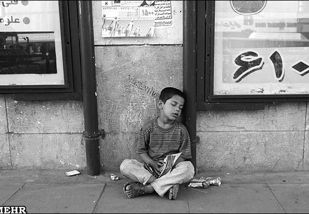 کودکان و نوجوانان کار و خیابانی در ایران/ علی صمد