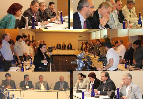 برگزاری کنفرانس پیشبرد اتحاد برای دموکراسی – بروکسل