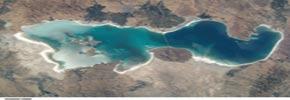 دریاچه ی بینوای ارومیه!/ شهباز نخعی