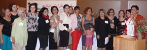 برگزاری مجمع عمومی سازمان زنان ایرانی انتاریو