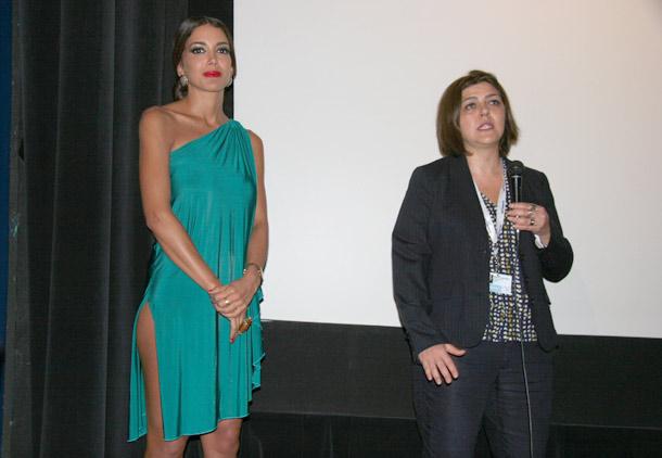 جشنواره جهانی فیلم مونترال ـ فصل بسته، من ندا هستم، آمبروزیا