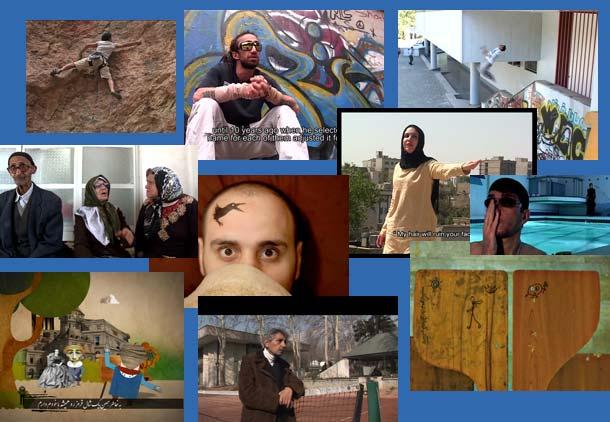 شش هفته هنر ایران/ بهرام بهرامی