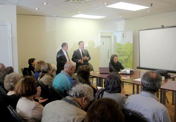 برگزاری اولین کارگاه آموزشی سازمان بهداشتی کهن