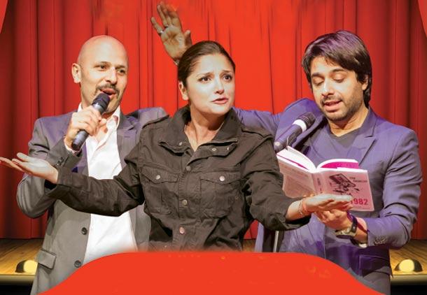 سه هنرمند موفق ایرانی؛ ژیان قمشی، ماز جبرانی، تارا گرامی