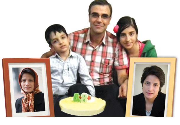 نسرین ستوده، وکیل زندانی در اعتصاب غذا
