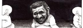 احمدی نژاد چه می داند که نمی ترسد!/حسن زرهی