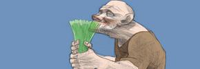 جایزه صلح نوبل یا آب ریختن به آسیاب جنگ/عباس شکری