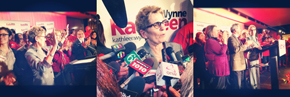Placing Her Flag in the Sand: An Interview with Kathleen Wynne
