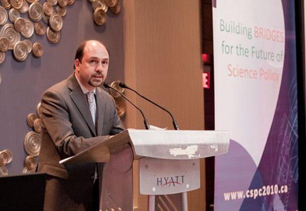 چهارمین کنفرانس سالانه سیاست گذاری علمی کانادا در کلگری برگزار شد