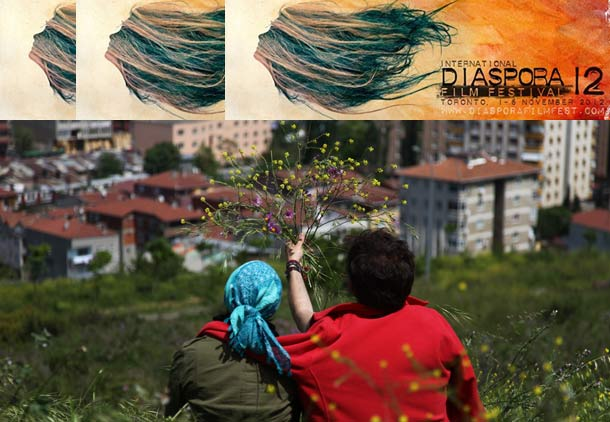 جشنوارهی بینالمللی فیلم دیاسپورا ۲۰۱۲ /سیما سحر زرهی