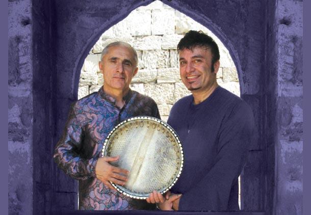 رقص سماع ساشار ظریف با نوای موسیقی مقامی عالم قاسم اف/ لیلا مجتهدی