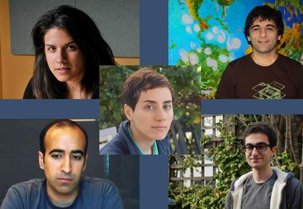 جوانان ایرانی در بین چهره های موفق جهان