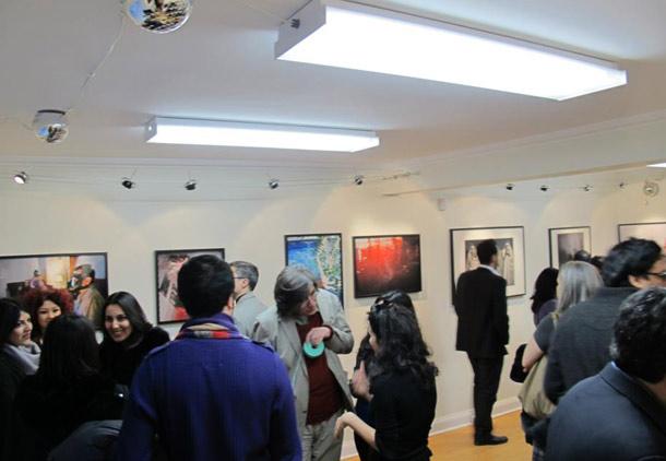 نمایشگاه گروهی عکس در فرهنگخانه ایرانی