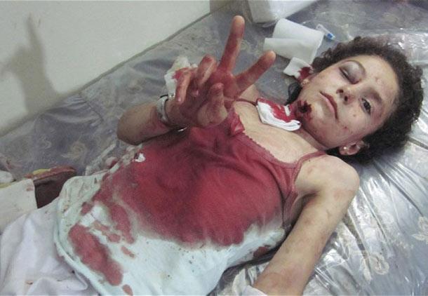 دستهای آلوده در کشتار کودکان/مسعود نقرهکار