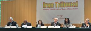 جمهوری اسلامی ایران مرتکب جنایت علیه بشریت شده است
