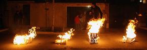چهارشنبه سوری در کوچه خدایار/نیره رهگذر