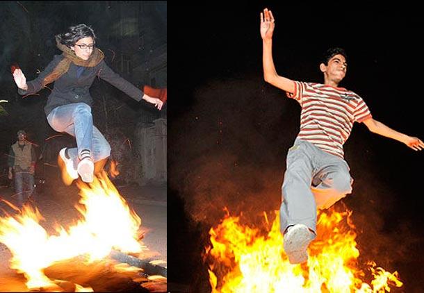 چهارشنبه سوری و جایگاه آتش در باورهای ایرانیان باستان/حسن گل محمدی