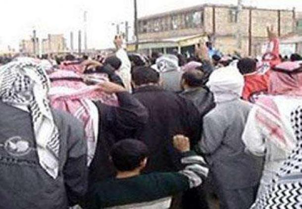 """تظاهرات """"سی دی"""" مقدمه انتفاضه ۲۰۰۵ و نقش نفوذی """"بیت العرب"""" یوسف عزیزی بنی طرف"""