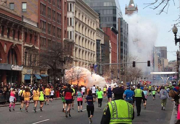 انفجار مرگبار در مسابقه ماراتن بوستون