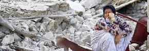 زمینلرزه حوالی بوشهر ۳۷ کشته و صدها زخمی بر جا گذاشت