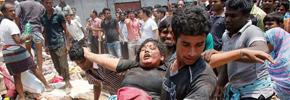 لابلاس به مسئولیت خود در فاجعه مرگ کارگران در بنگلادش اعتراف کرد