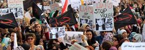 خیزشهای عربی، حقوق زنان و درسهایی از ایران/هایده مغیثی