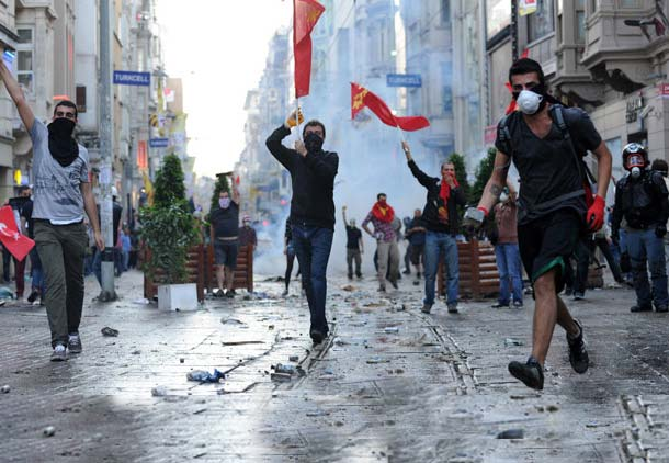 ترکیه و جنبش سراسری ۳۱ مه/علی قره جه لو