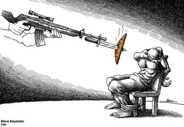 اعتصاب غذا و نخستین ملاقات/یوسف عزیزی بنی طرف