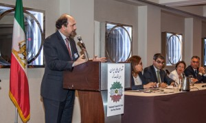 مهرداد حریری در نشست شورای ملی ایران درباره منشور نود و یک توضیح داد