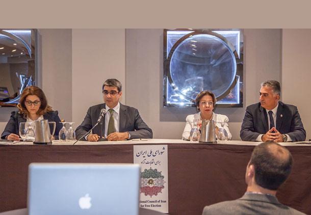 سمینار شورای ملی ایران در تورنتو برگزار شد