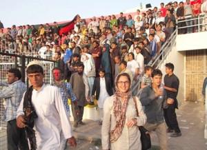Afghan's-stadium
