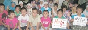 پناهجویان افغان در سوریه: حتی نمیتوانیم فرار کنیم