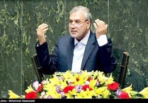 علی ربیعی وزیر کار دولت روحانی