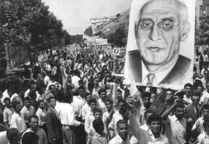 تظاهرات به طرفداری محمد مصدق پیش از کودتای 28 مرداد
