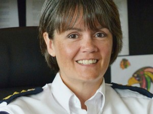 برندا باترورت کار اولین زن بومی که به مقام بالایی در پلیس فدرال کانادا رسیده است