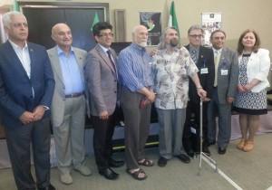 نسترن علییی، اسماعیل خوئی، اسماعیل نوری علا، از جمله سخنرانان کنگره سکولار دمکرات ها در واشنگتن بودند