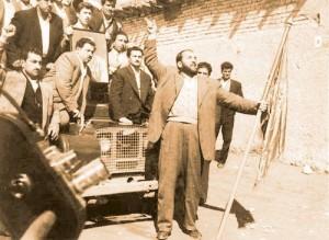 شعبان جعفری و دار و دسته اش در روز 28 مرداد در خیابان های تهران به کار ضرب و شتم موافقان مصدق مشغول بودند